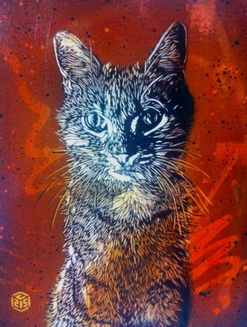 cat art show galleria foto